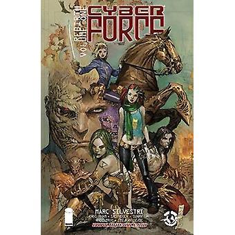 Cyber Force - v. 1 - odrodzenie przez Khoi Pham - słoneczny Gho - Marc Silvestri