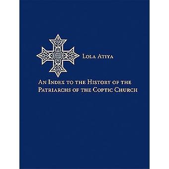 Ett Index till historien av patriarkerna av den koptiska kyrkan av Lol