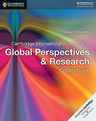 Cambridge International AS and A Level Global Perspectives and Resear