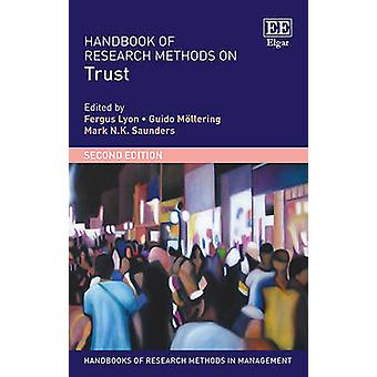 Handbook of Research Methods on Trust (2nd Revised edition) by Fergus