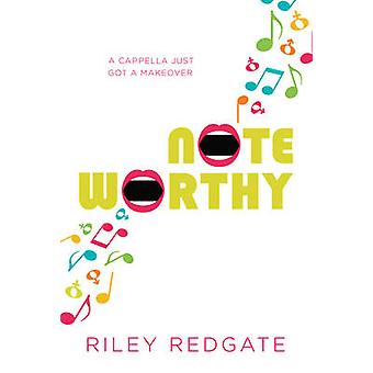Noteworthy by Riley Redgate - 9781419723735 Book