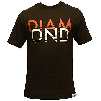 Diamant Supply Co White Sands T-shirt schwarz