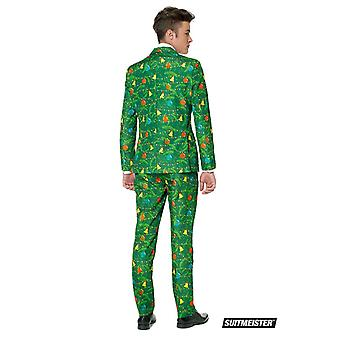 Christmas tree Suitmeister slimline economy 3-piece suit