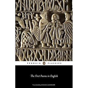 Os primeiros poemas em inglês (Penguin Classics)