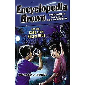 Encyclopedia Brown and the Case of the Secret UFOs (Encyclopedia Brown