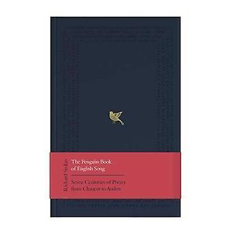 Penguin bok engelske sang: syv århundrer av poesi fra Chaucer anbud