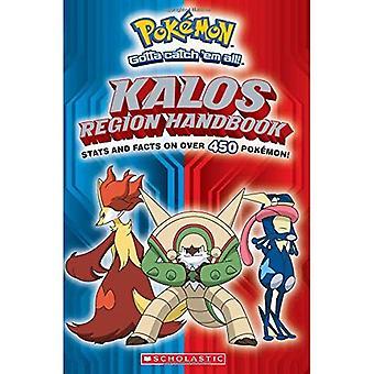 Regione di Kalos Handbook (Pokemon (scolastico Paperback))