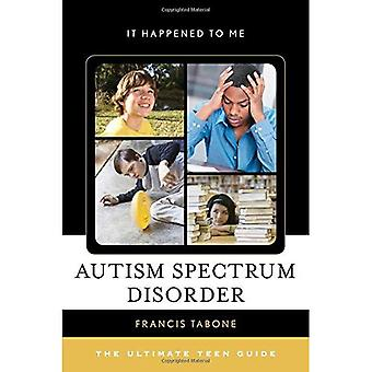 Autism Spectrum Disorder the Ucb (It Happened to Me)