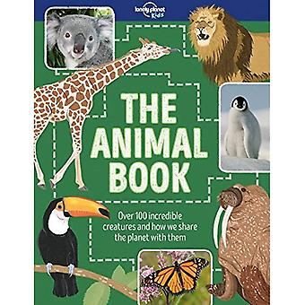 The Animal Book - Lonely Planet Kids (Hardback)