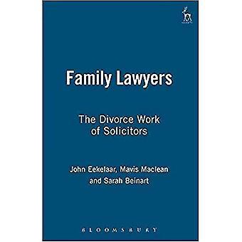 Avocats de la famille: Le Divorce travail d'avocats