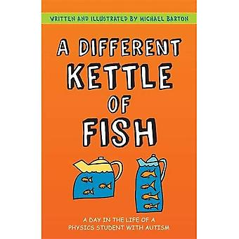 Different Kettle of Fish: A Day in the Life of a Physics Student with Autism