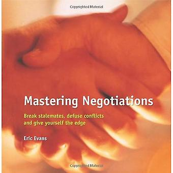 Mastering Negotiations (Masters)