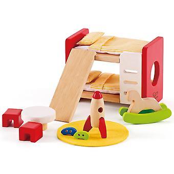 Jeu d'imitation enfant jeux jouets Chambre d'enfant pour maison de poupée 0102107