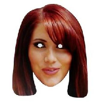 TOWIE estrellas mascarilla de Amy Childs
