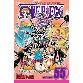 One Piece, Volume 55