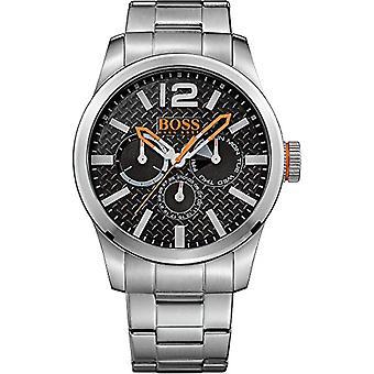 Hugo Boss Orange mens quartz watch 1513238, multi display dial and stainless steel bracelet