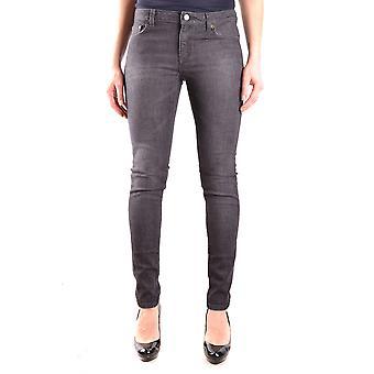 Michael Kors Black Cotton Jeans