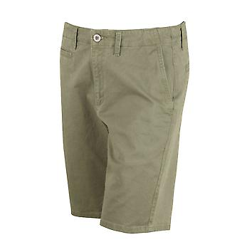 RVCA Mens VA Sport Sayo Casual Chino Shorts - Fatigue Green