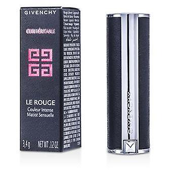 Givenchy Le Rouge intensywny kolor Mat zmysłowo Lipstick - # 105 Brun Vintage - 3.4g/0.12oz