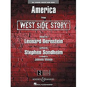 Amerika från West Side Story: årskurs 2 upplagan