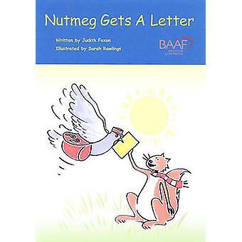 Nutmeg Gets a Letter by Judith Foxon - Sarah Rawlings - 9781903699447