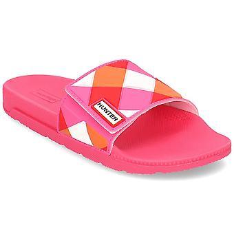 Hunter WFD4029EVA WFD4029EVAARCADEPINK   women shoes