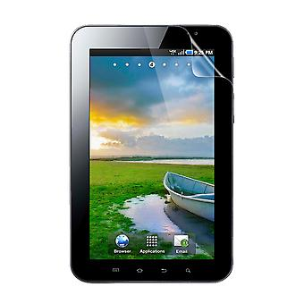 Celicious Vivid Plus Mild Anti-Glare Screen Protector Film Compatible with Samsung Galaxy Tab [Pack of 2]