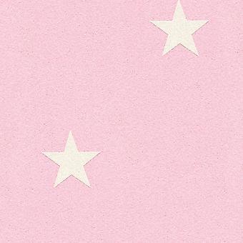 A.S. skapande som Creation Star mönster tapet glitter motiv präglade blåst vinyl texturerat 359912