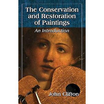 Bevarelse og restaurering af malerier - en introduktion af Joh