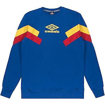 Umbro Men's Sweatshirt Chevron