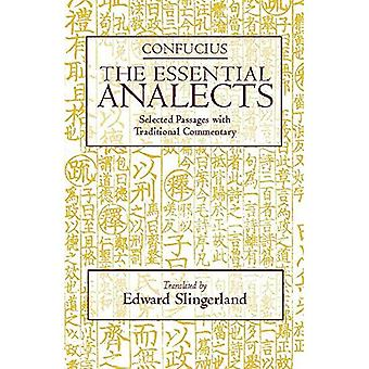 Essential Analects: Selected Passages with Traditional Commentary