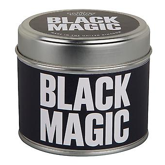 Words Fail Me Collection Candle in a Tin - Black Magic