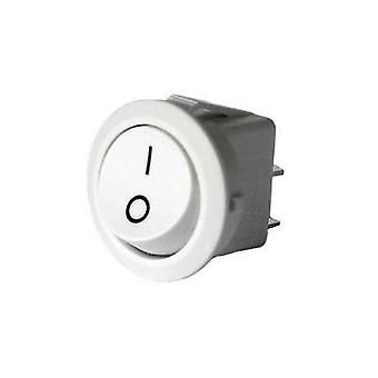 Toggle switch 250 V 6.5 A 1 x Off/On interBär 3630-005.22 latch 1 pc(s)