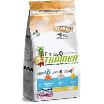 Trainer Fitness 3 Puppy&Junior Mini Salmone