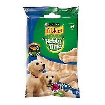 Friskies Hobby Time flavor bones puppy cereals and vegetables (dogs, Snacks, bones)