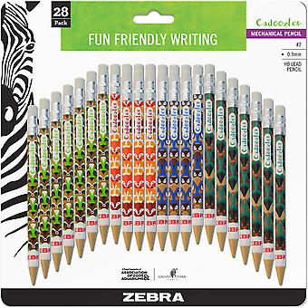 Cadoozles Mechanical Pencils 28/Pkg-Woodland Creatures Z51291