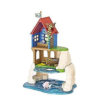 Sylvanian famille Secret Island Playhouse Set