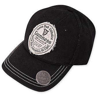 Guinness Gaelic etiket Black Bottle Opener Hat
