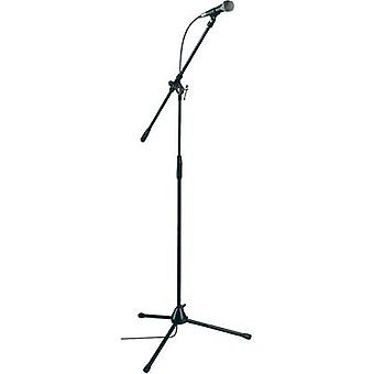 Microphone set Paccs Megastar Transfer type:Corded incl. cable, incl. clip, incl. stand