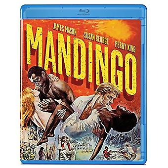 Mandingo [Blu-ray] USA import