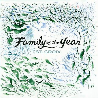 Family of the Year - St.Croix [CD] USA import