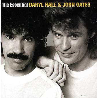 Hall & Oates - Essential Daryl Hall & John Oates [CD] USA import