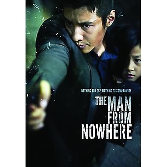 Man From Nowhere [DVD] USA import