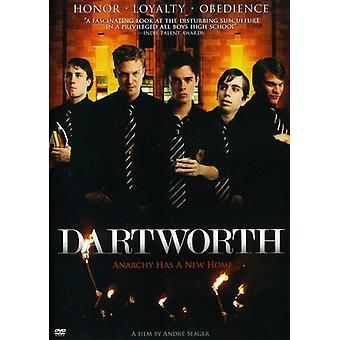 Dartworth [DVD] USA importerer