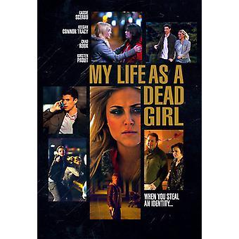 Mit liv som en død pige [DVD] USA importerer