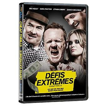 Defis Extremes [DVD] USA import