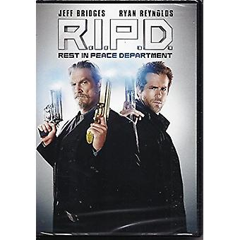R.I.P.D. [DVD] USA import