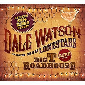Dale Watson - Live på store T Roadhouse-kylling Sørensen #! [Vinyl] USA import