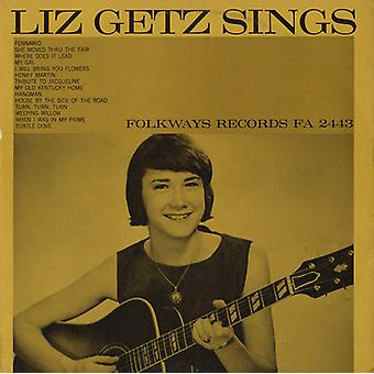 Liz Getz - Liz Getz Sings [CD] USA import