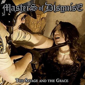 Mestre i forklædning - Savage & nåde [CD] USA importerer